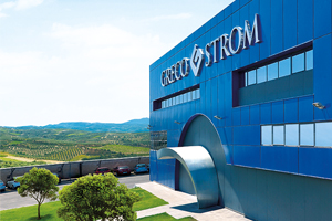 Company profile of Grecostrom